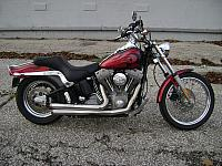 SOLD 2004 Harley FXST Softail For Sale SOLD