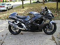 2008 Suzuki Hayabusa For Sale $7999