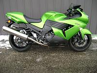 2009 Kawasaki ZX14 For Sale $6999