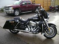 SOLD 2013 HARLEY FLHTK ELECTRA GLIDE ULTRA LTD SOLD