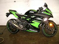 SOLD 2016 Kawasaki EX300 For Sale SOLD