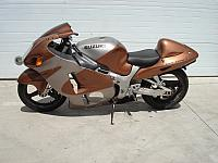 1999 Suzuki Hayabusa Frame For Sale $1500