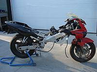 2000 Honda F4 Frame For Sale $1200