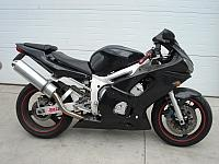 2000 Yamaha R6 Frame For Sale $1100