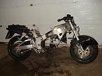 2001 Suzuki Hayabusa Frame For Sale $1499