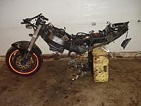 2002 Honda 954 Frame For Sale $1199
