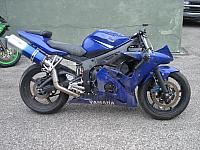 2003 Yamaha R6 Frame For Sale $1200