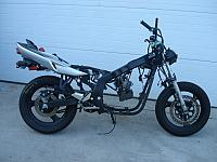 2008 Suzuki GS500 Frame For Sale $699