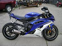 2010 Yamaha R6 Frame For Sale $ As Is